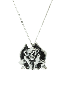 sentio jewellery myths and legends gargoyle