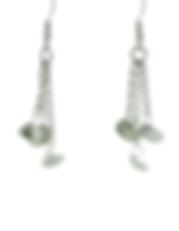 sentio jewellery - small shell danglers