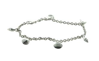 sentio jewellery - shell bracelet