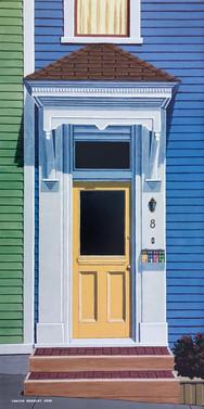Rowhouse Mailbox