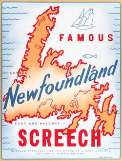 Famous Newfoundland Screech
