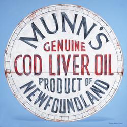 Munn's Cod Liver Oil