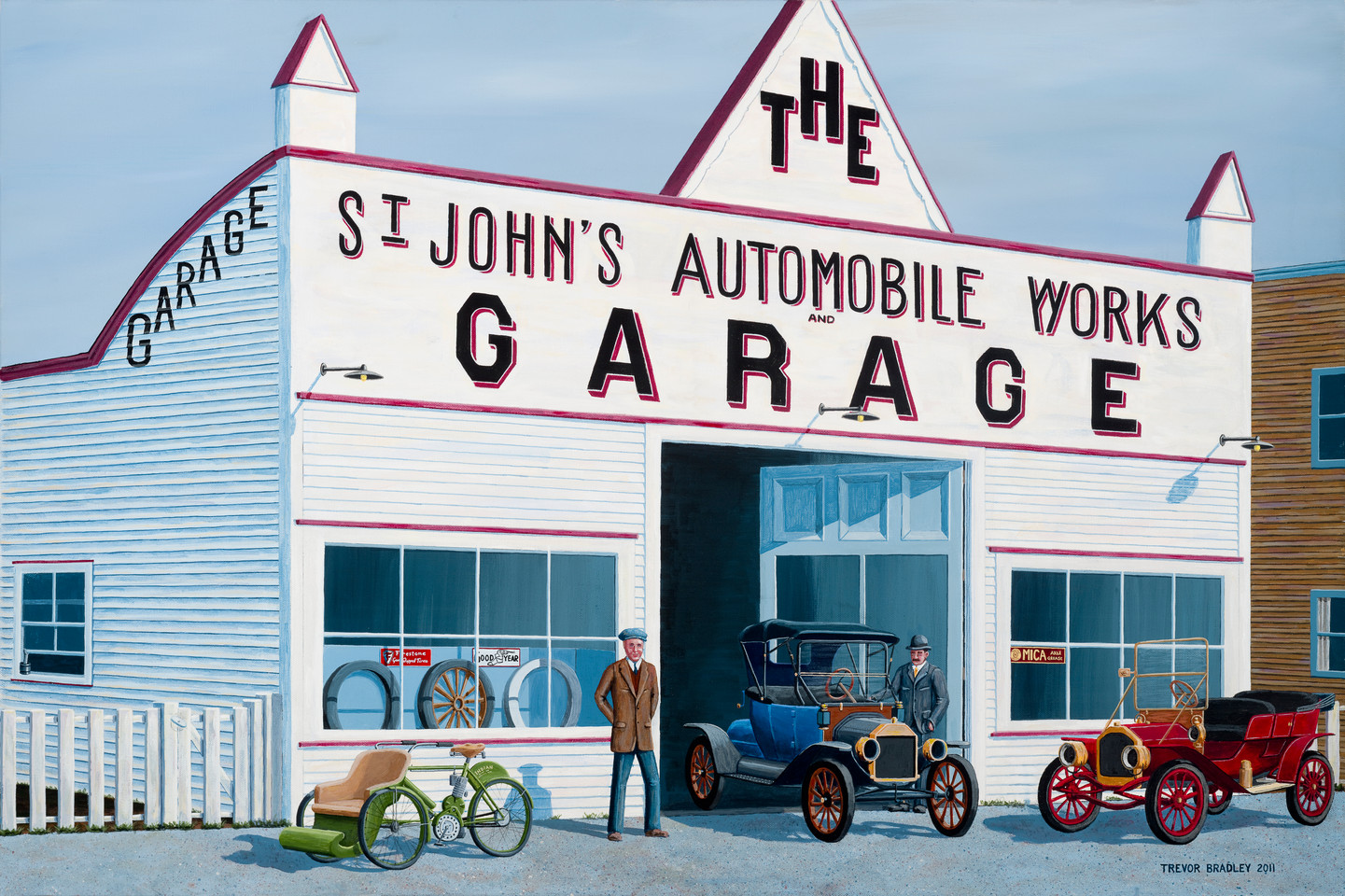 St. John's Automobile Works