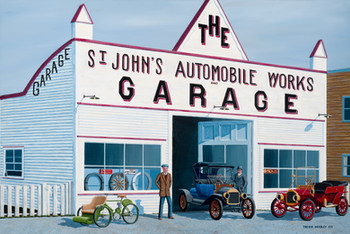 St. John's Automobile Works