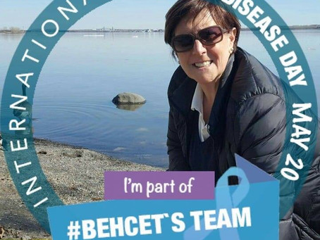 May 20th 2019  International Behcet's Disease Day