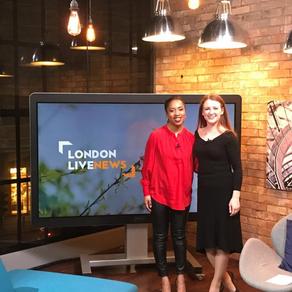 Michelle Barnette on London Live