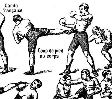la boxe Française c'est quoi ?