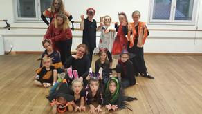 Un cours enfants terrifiant !