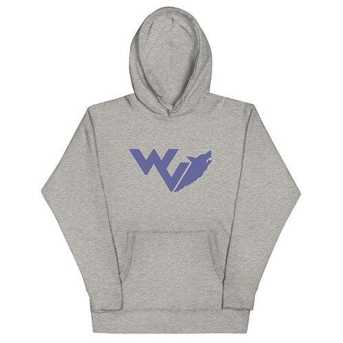 Wolf Valley Logo Unisex Hoodie