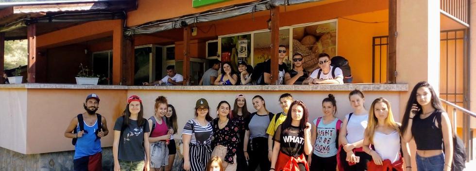 Cerovo - the shop