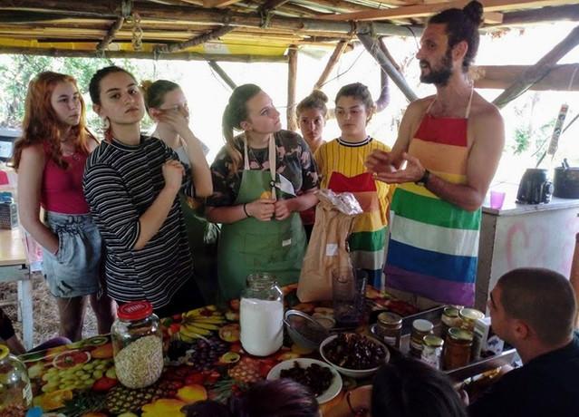Kitchen workshop