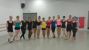 "Masterclass en el ""Jove Ballet Solsoní"""