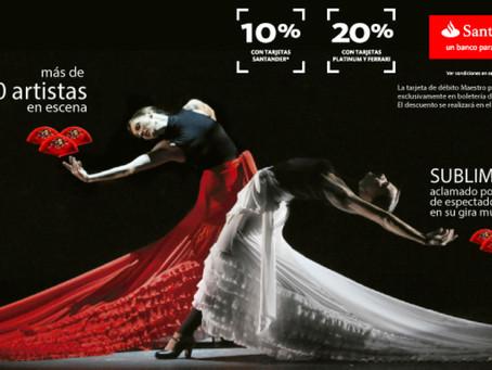 Flamenco Hoy de Carlos Saura triunfa en Montevideo