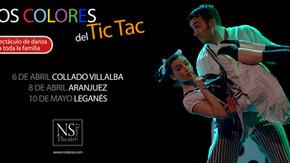 Los Colores del Tic Tac llegan a la Comunidad de Madrid
