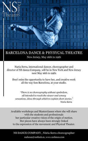 Dance & Physical Theatre in New Jersey