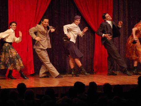 El Cabaret de la NS danza agota las entradas en el Teatro Municipal de Coslada