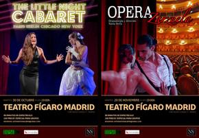 Nueva Temporada de NS danza en el Teatro Fígaro de Madrid