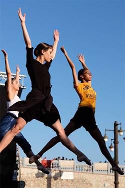 Bailar al Sol Dance Festival Asbury