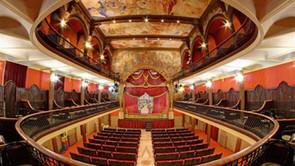 NS danza en el Teatro Modernista de Sitges