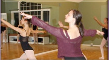 Cursillo de Verano Danza Neo-clásica con Andrea Kramer en Barcelona del 8 al 17 Julio