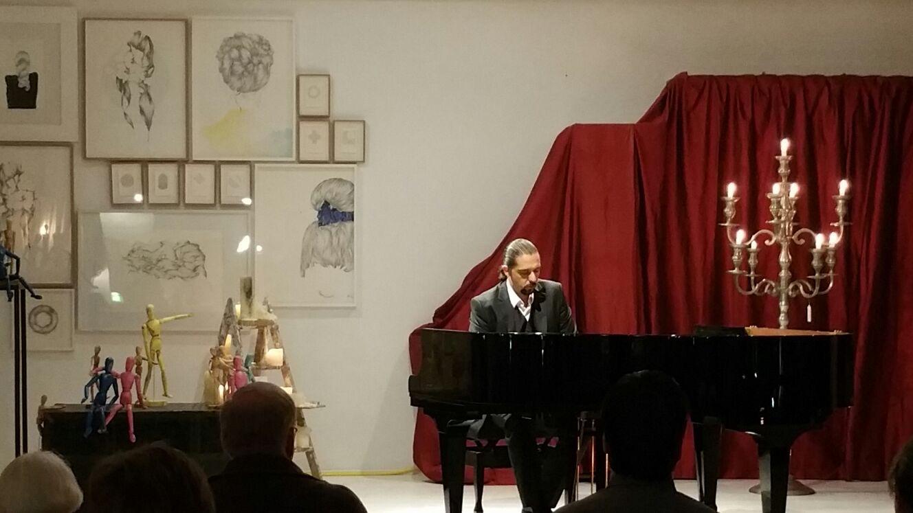 Magico concierto en Xàbia
