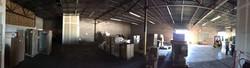 Warehouse Pano Facing Southeast