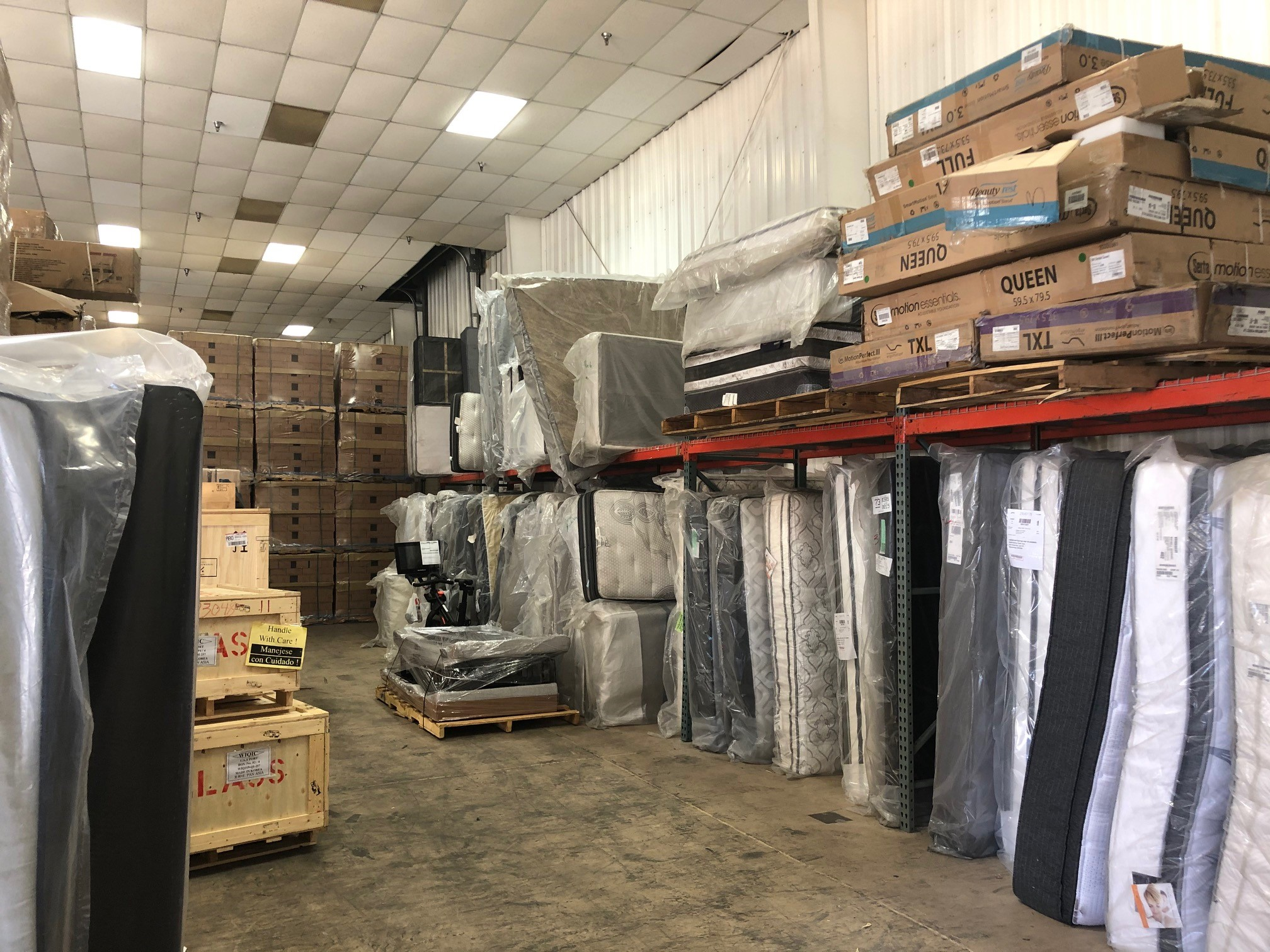 Warehouse Storage