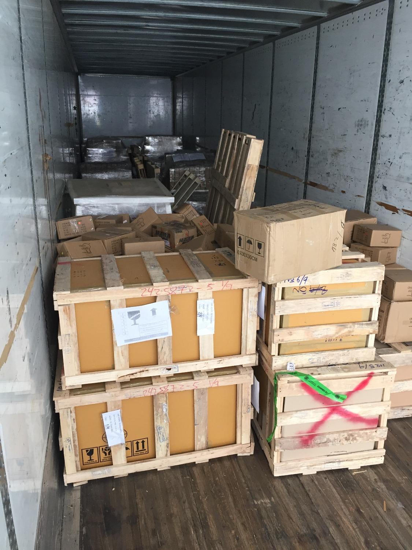 NRT Ocean LCL Import Truck