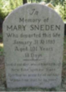 Sneden - Mollie - gravestone.jpg