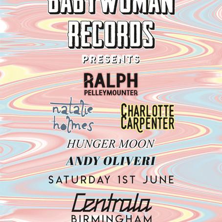 Babywoman Records Presents...