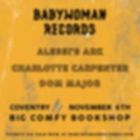 Babywoman Records Presents 2.png