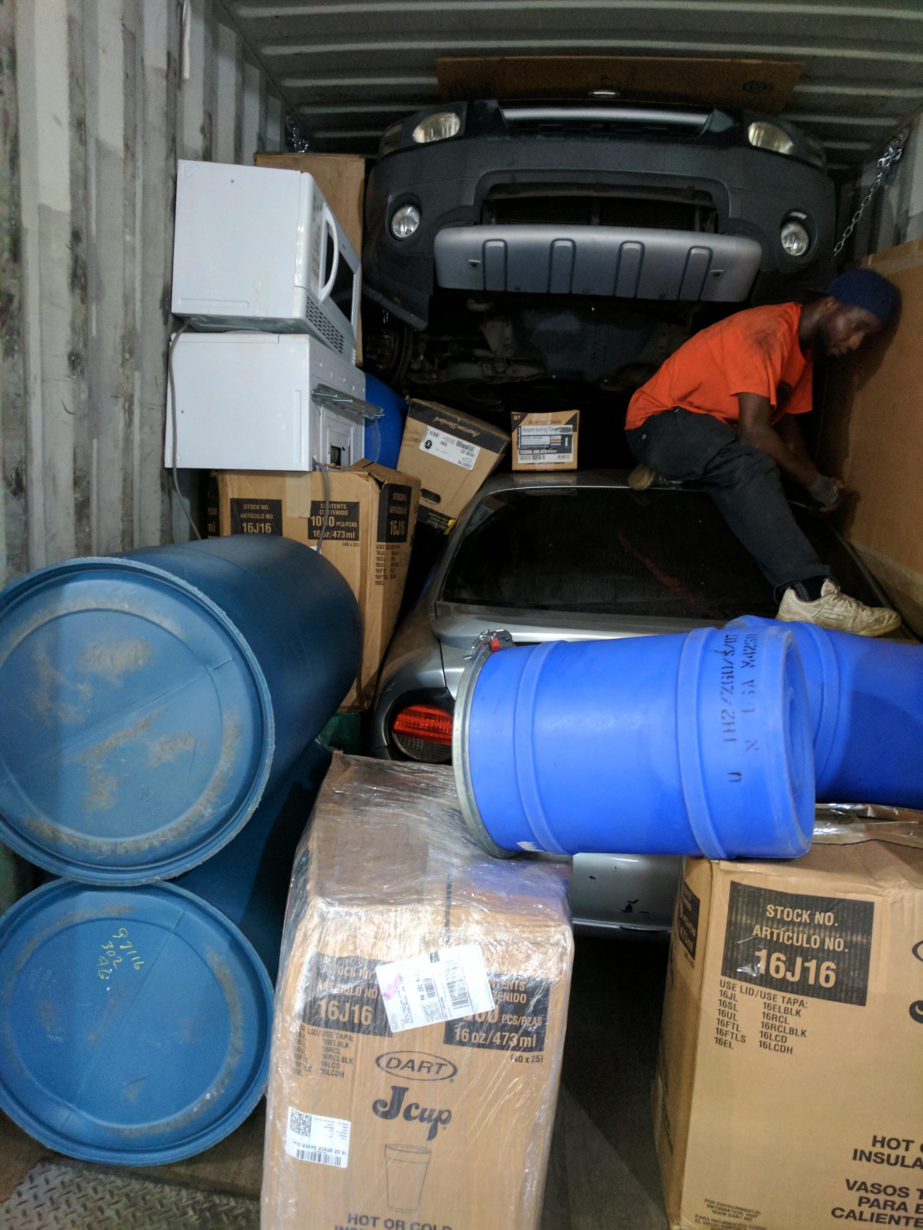 Regular Barrel