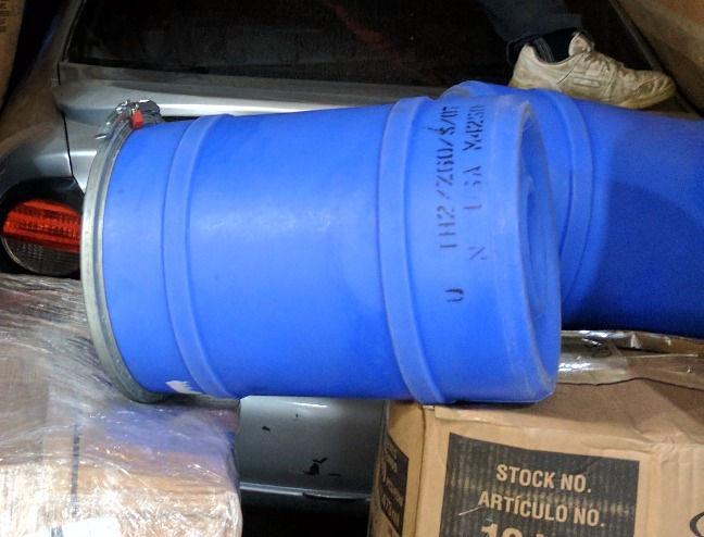 Large Barrel/Wardrobe Box
