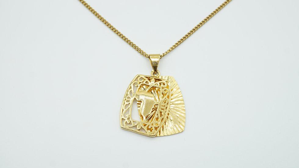 rex duo necklace
