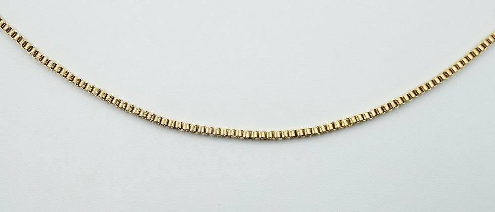 una curb chain