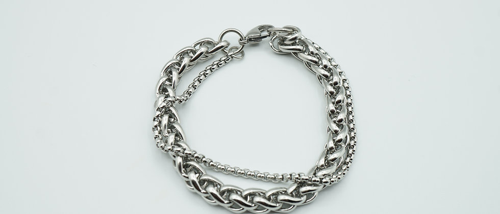tuxo chain bracelet