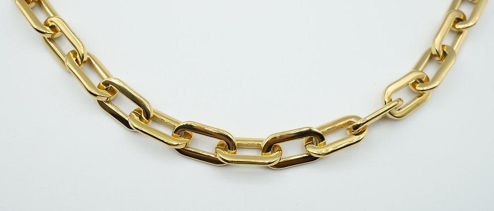 cuban necklace large