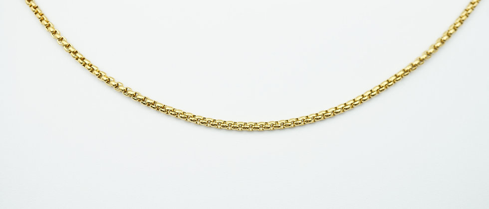 enna micro chain necklace