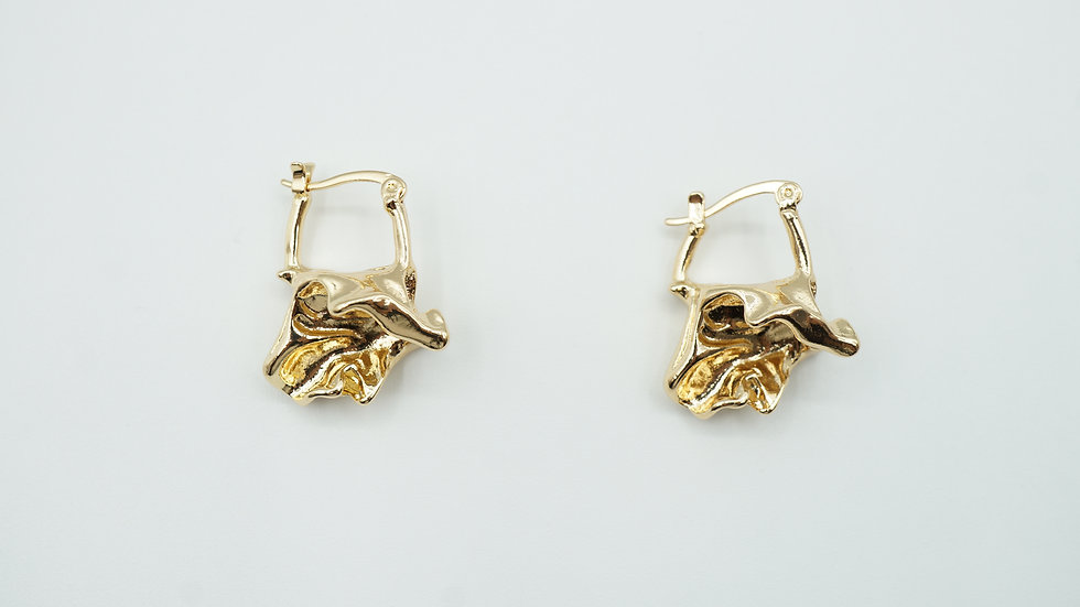 como earrings