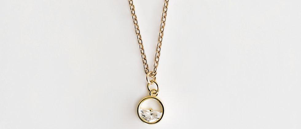 miniature 925 stirling sea necklace