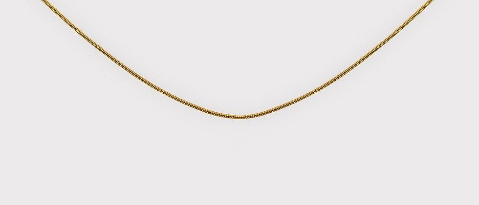 micro snake chain