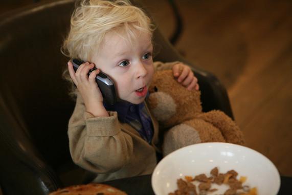Cosi Phone Call