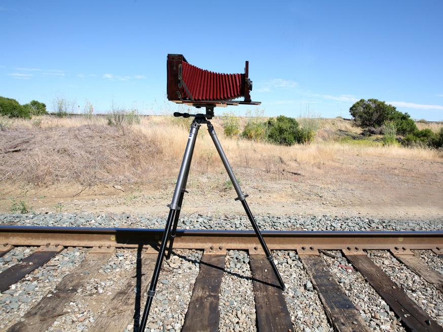 Large Format Camera