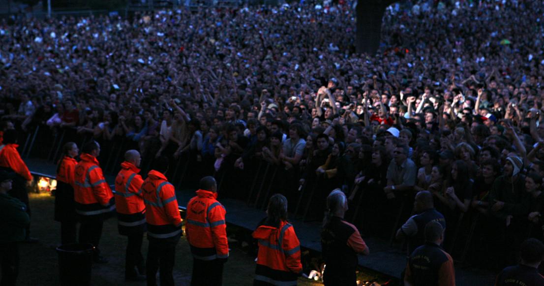 V Festival 2006