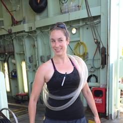 RV Atlantis Sample Wrangling Queen 2012