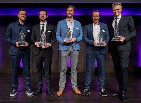 """GARAIO gewinnt den REAL ESTATE AWARD """"Bewirtschaftung"""" 2018"""