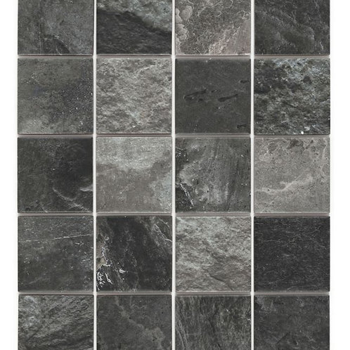 Revestimento Fiji black mesh ma 10x10 - caixa c/1,62 m² - Eliane
