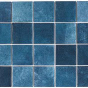 Revestimento Noronha mar  mesh bril 10x10 - caixa c/1,62 m² - Eliane