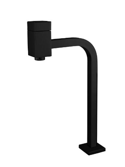 Torneira para lavatório bancada Fit C90 -  Preto fosco - Rainha