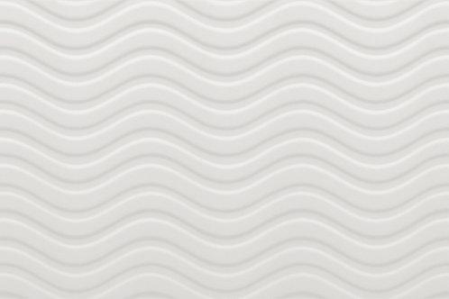 Revestimento Ondas matte 29,1x87,7 -  caixa c/1,02 m² - Portinari